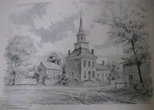 leffler courthouse